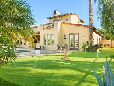 Photo for 'Barcelona' 5BR / 5 BA, PGA West, Private Pool, Sleeps 12