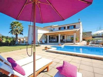 Photo for holiday home, Inca  in Mallorca Inselmitte - 8 persons, 4 bedrooms