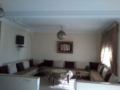 Photo for 2 Bedroom Ground Floor Condo Apartment Along The Coast In Villa Yasmine