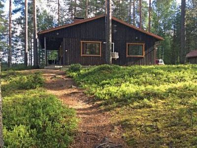 Photo for Vacation home Lomatalo laurinniemi  in Kaavi, Pohjois - Savo - 6 persons, 1 bedroom