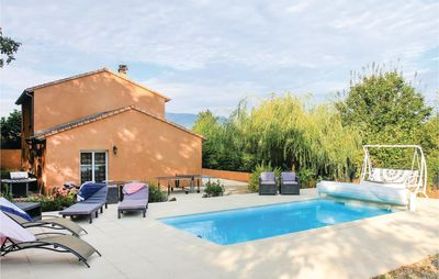 Photo for 5 bedroom accommodation in St Eulalie en Royans