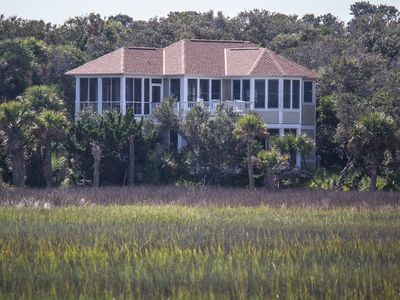 Photo for Special forTiburon Marsh New! 4 BR/ 3.5 BA featuring spectacular Marsh Views!