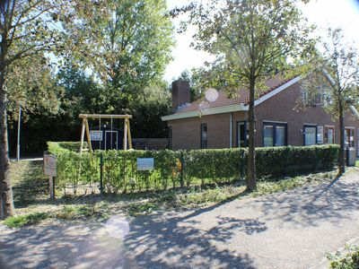 Photo for Luxury semi-detached house type Strandparel, quietly located in the beach park, Zeeland