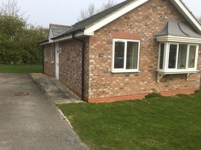 Photo for Modern well equipped accessible detached bungalow