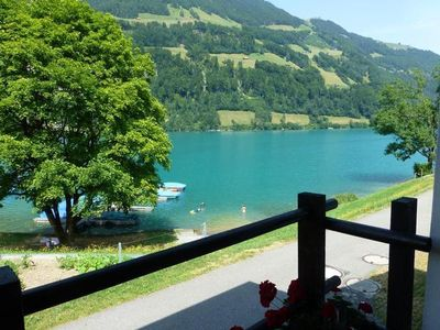 Photo for Holiday apartment Lungern for 3 persons with 2 bedrooms - Holiday apartment in a two family house