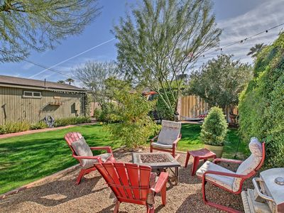 Photo for Charming 1BR Garden Home 5 Min to Downtown Phoenix