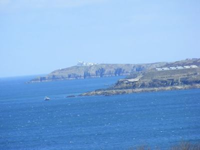 Photo for 2 Bedroom Cottage with Breathtaking, Panoramic Sea Views Bull Bay