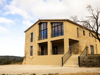 Photo for MAGNIFICENT FARMHOUSE s. XVIII IN AN IDYLLIC ENVIRONMENT