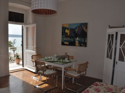 Photo for Apartment near the beach, fully equipped, with garden