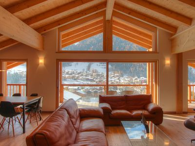 Photo for Luxury On The Swiss Mountains (8min Cablecar Ride To Verbier)