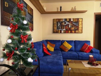Photo for Cozy apartment for 3 guests between the cities of Pesaro and Urbino