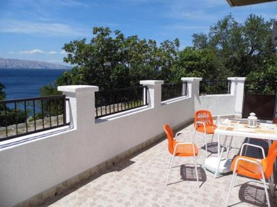Photo for Holiday apartment Senj for 3 - 5 persons with 1 bedroom - Holiday apartment