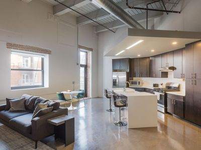 Photo for 2BR Apartment Vacation Rental in Kansas City, Missouri