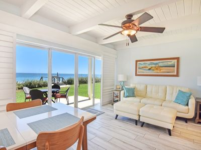 Photo for Direct Ocean-Front Luxury Town-home - Unobstructed Views