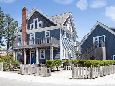 Photo for Sunset Bonfire: 4 BR / 4.5 BA seabrook in Pacific Beach, Sleeps 14