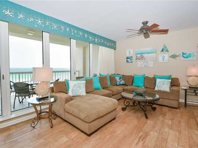 Photo for Beach Front Condo: Access to Resort Amenities! TWO Pools & FREE Beach Service!😎