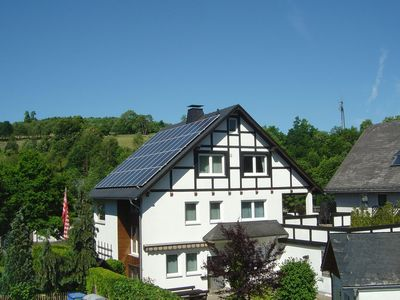 Photo for Large and cosy holiday home in the Sauerland region with a big sun terrace