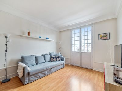 Photo for Bright flat with balcony in Lyon city center - Welkeys