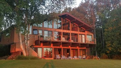Photo for Gorgeous Lakefront Vacation Home!!