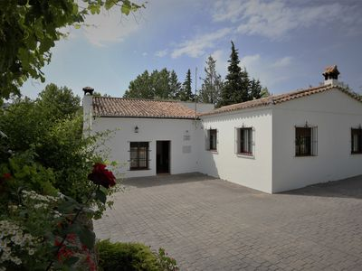 Photo for Holiday cottage/ country  house with garden  Cadiz Andalucia