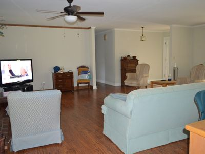 Photo for Quiet pleasant house near UNC-W, bike trail, and Wrightsville Beach