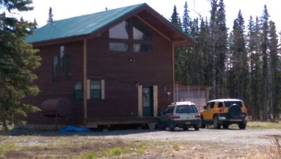 Photo for ALASKA SERENITY CABIN .