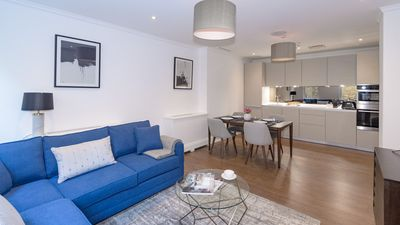 Photo for Luxurious 1BR Flat- Heart of Covent Garden