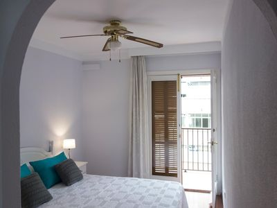 Photo for Apartment in Palma. experience the beach and Old Town.
