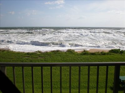 Photo for Direct Ocean Breathtaking View!! Chadham by the Sea 2nd Floor north bldg.