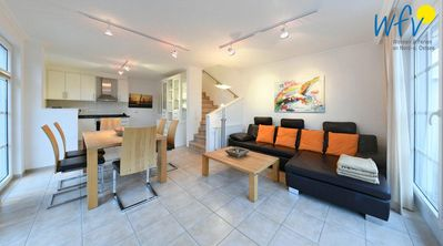 Photo for Beautiful south-facing balcony and large roof terrace!
