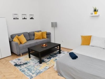Photo for Studio Apartment accommodation 4 people