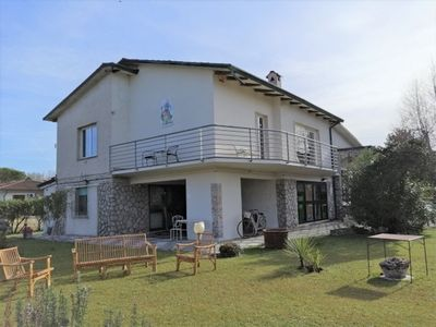 Photo for Beautiful villa for 9 people only 1800 meters from the sandy beach