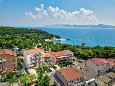 Photo for Apartment in Selce (Crikvenica), capacity 4+0
