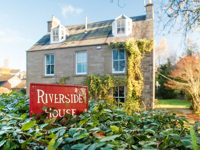Photo for Riverside House, BLAIRGOWRIE