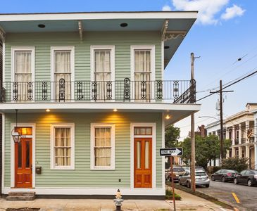 Luxury 3 BR Home In The Garden District With A Heated Pool, and Secured Parking