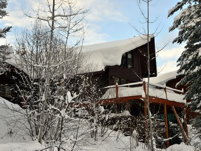 Photo for Hilltop Lodge - Hot tub, Near McCall Municipal Golf Course