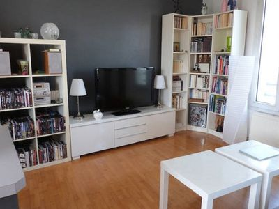 Photo for 3 bedroom apartment close to Paris and the Stade de France