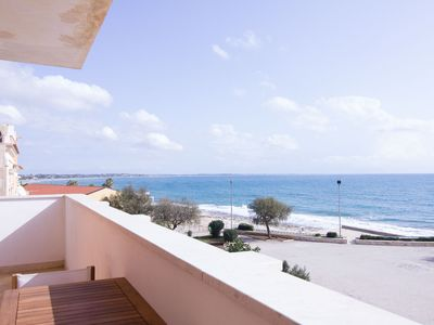 Photo for CaseSicule: Cerasuolo, Fantastic Sea View with Balcony and Big Windows, Wi-Fi
