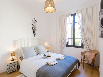 Photo for Superb 3P 65M2 Air-conditioned Heart of Antibes High Benefit Great Comfort Parking