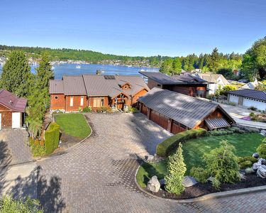 Photo for Amazing Waterfront Estate on Gig Harbor Bay with over 6,500 feet of living space