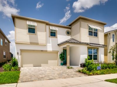 Photo for Enjoy Orlando With Us - Solara Resort - Feature Packed Cozy 9 Beds 6 Baths Villa - 5 Miles To Disney