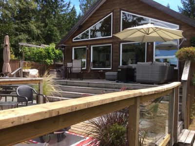 Photo for 2BR Cottage Vacation Rental in Pender Harbour, BC