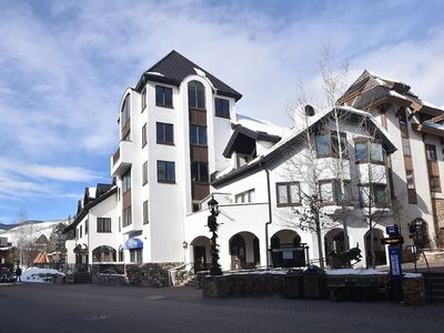 Photo for Vail Village Studio/Lock-off Totally Renovated Perfect Location