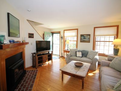 Photo for Sweet 3BD Ocean Side Home--Walk to Duck Pond, Outdoor Shower & Deck