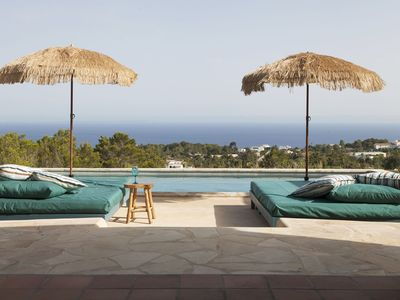 Photo for Ibiza, Es Cubells - Charming Finca with large Swimming-pool and Sea-views