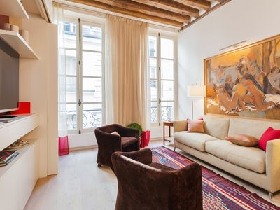 Photo for BEAUTIFUL APARTMENT IN THE HEART OF ST GERMAIN NEAR - NEAR THE SEINE
