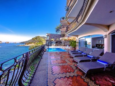 Photo for Breathtaking Full Ocean Views From Every Room!