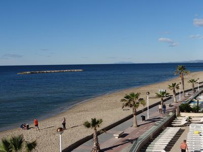 Photo for Beachfront apartment in Cambrils