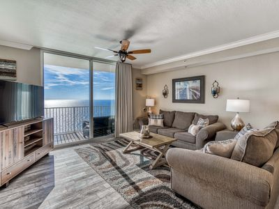 Photo for Newly-Renovated Upscale Condo Minutes from Pier Park!