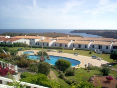 Photo for 2BR Apartment Vacation Rental in Arenal d'en Castell, PM